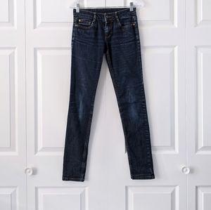 Comptoir Des Cotonniers Skinny Blue Jeans